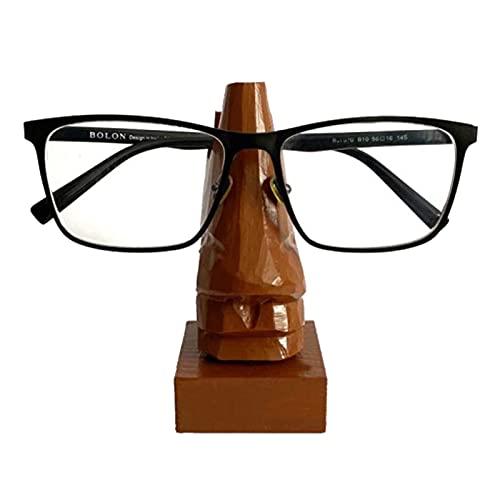 soporte gafas madera de la marca LEFUYAN