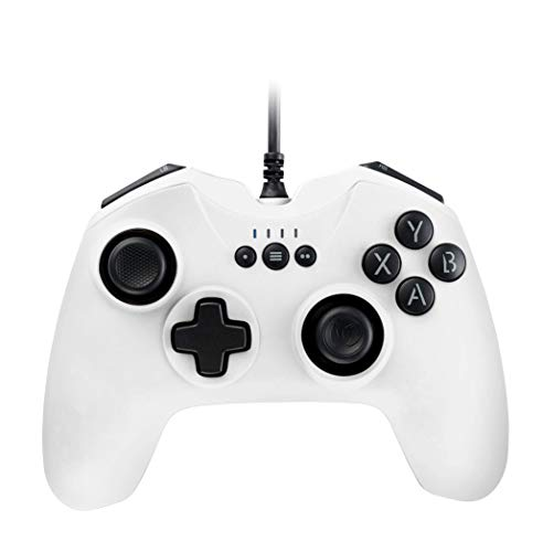 Nacon - Mando para videojuegos GC-100, Color Blanco (PC)