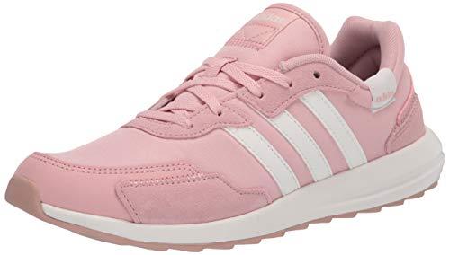adidas Damen Retrorun Turnschuh, Pink Spirit/Wolke Weiß/Pink Spirit, 40 EU