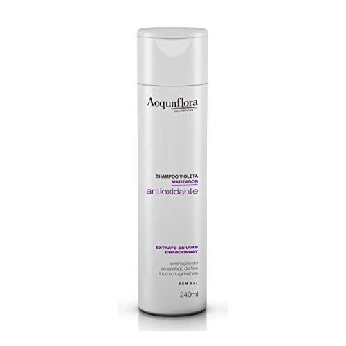 Acquaflora Shampoo Violeta Antioxidante Matizador 240ml