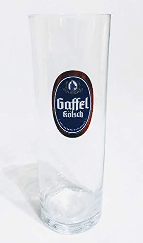 Gaffel Kölsch 0,3l Glas/Bierglas/Bier/Biergläser/Bar/Gastro/Sammler/Neu