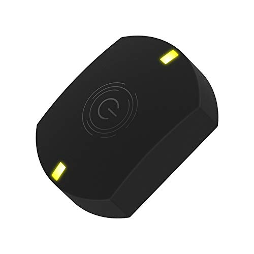 Coollang xiaoyu 2.0 Badminton-Sensor, Bewegungsmelder, Bluetooth 4.0, unterstützt Android und iOS