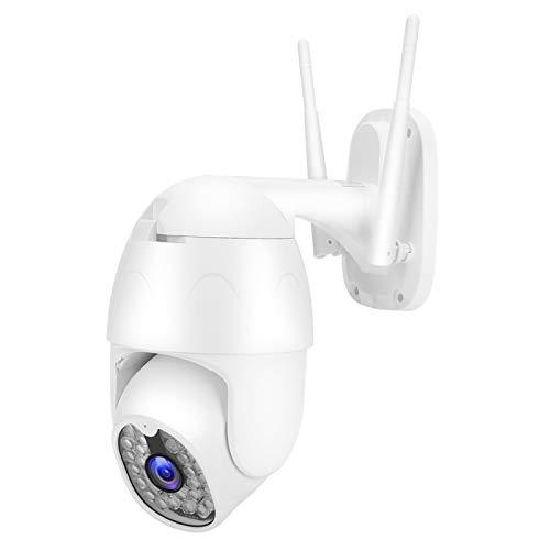 Pwshymi Cámara de vídeo en color IP66 visión nocturna intercomunicador Cam 100-240V para Tuya para Onvif (regulación británica)
