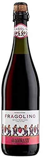 Giacobazzi Fragolino Vinos - 6 Paquetes de 750 ml - Total: 4500 ml