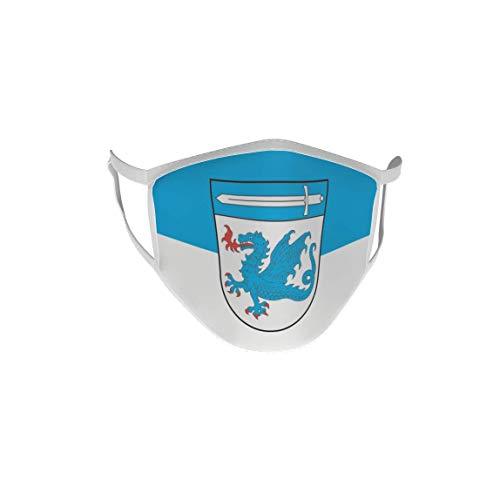U24 Behelfsmaske Mund-Nasen-Schutz Stoffmaske Maske Munster