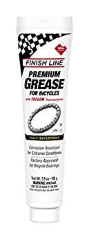Finish Line Premium Grease made with Teflon Fluoropolymer 3.5 Ounce