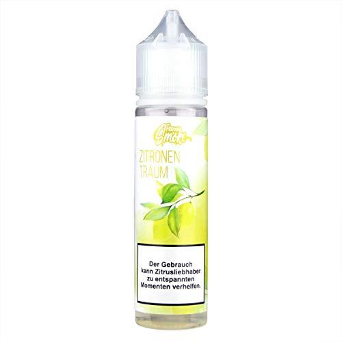 Flavour Smoke Aromakonzentrat Zitronentraum, Shake-and-Vape zum Mischen mit Basisliquid für e-Liquid, 0.0 mg Nikotin, 1er Pack(1 x 20 ml)
