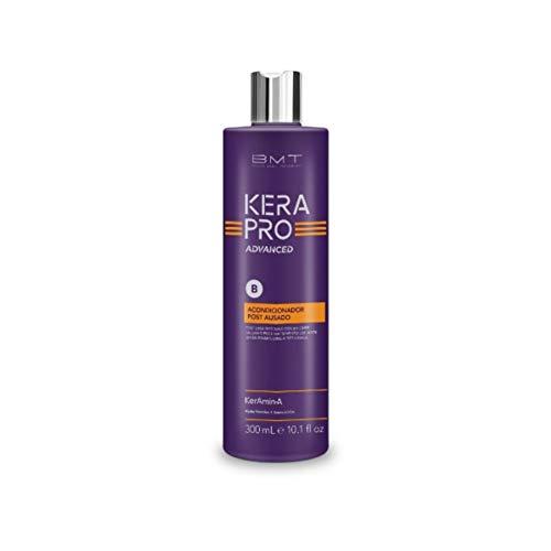 KATIVA Bmt Kerapro Advanced Après-shampooing post lissé Noir 300 ml