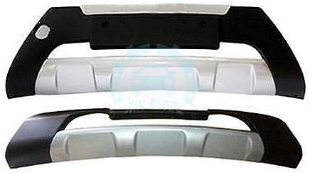 FidgetKute - Protector de Parachoques Delantero y Trasero para KIA Sportage R 2010-2014