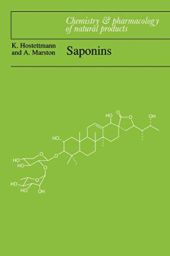 Saponins (Chemistry and Pharmacology of Natural Products)