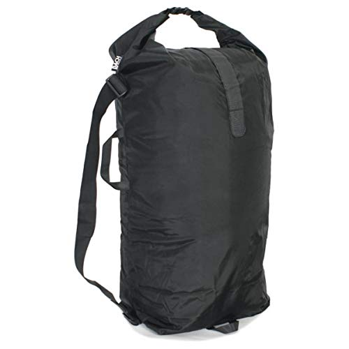 Bach Cargo Bag Expedition, 80 Liter, Black
