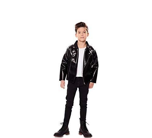 EUROCARNAVALES Disfraz o Chaqueta de Rockero para niño