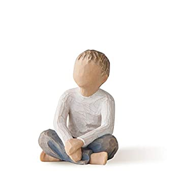 Willow Tree Imaginative Child Sculpted Hand-Painted Figure
