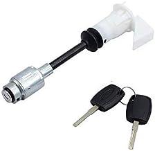 AMTOVLEU Auto Set Reparatie Kit Bonnet Hood Release Lock Gemonteerd Reparatie Kit Latch +2 Sleutels Voor Ford Focus MK2 20...