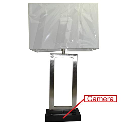 Amazing Deal Mini Gadgets Fully Functional Lamp with 1080p Wi-Fi Covert Camera, 4K Streaming