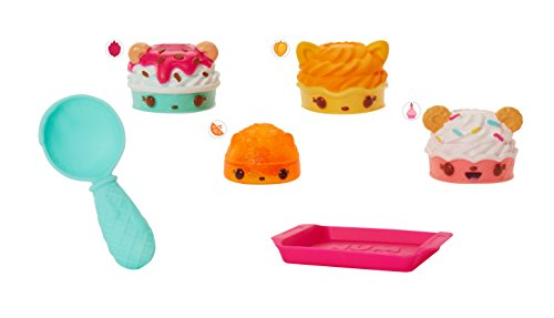 Num Noms Starter Pack Series 4 - Frozen Yogurt Cocina y comida Estuche de juego - Juegos de rol (Cocina y comida, Estuche de juego, 3 año(s), Niño, Niño/niña, Multicolor)