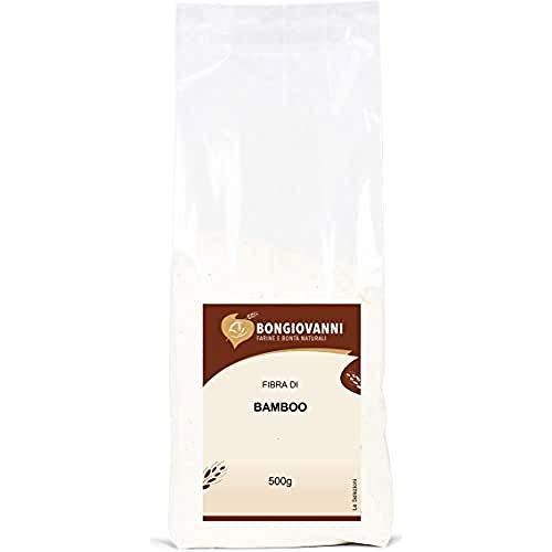 Bongiovanni Farine e Bonta' Naturali Fibra di Bamboo - 500 g