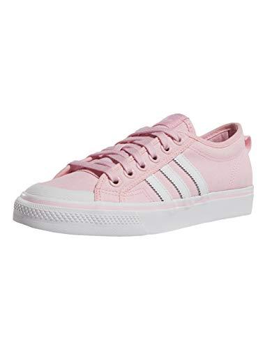 Adidas ORIGINALS Damen Sneaker Nizza W CQ2539 Rosa, Schuhgröße:38 2/3