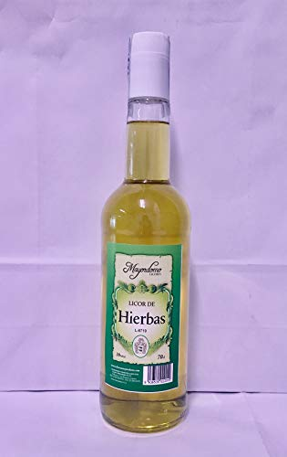 Licor de Hierbas Mayordomo 70 CL