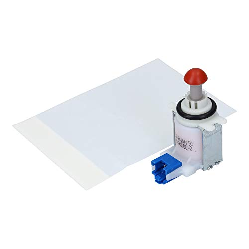 LUTH Premium Profi Parts Ablaufventil Magnetventil für Wassertasche in Bosch Siemens Geschirrspüler 00631199