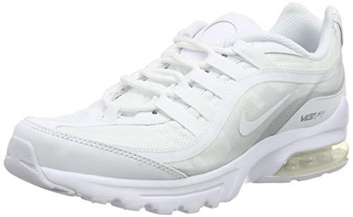 NIKE Air MAX VG-R, Sneaker Mujer, White/Black-White, 38.5 EU