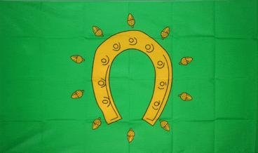 Rutland England Fahne Flagge Grösse 1,50x0,90m