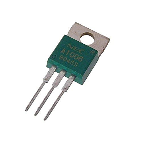 NTE Electronics NTE236 NPN Silicon Transistor, Final RF Power Output, TO220AB Type Package, 60V, 6 Amp