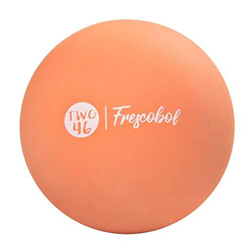 Two46 | Bola de velocidad de Frescobol (speedball) | Perfecta para tenis de playa, paddle de playa y juego de raquetas de playa | Para mítines medio-rápidos