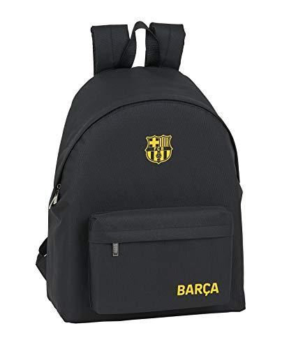 Safta 642003774 Mochila grande escolar, casual FC Barcelona