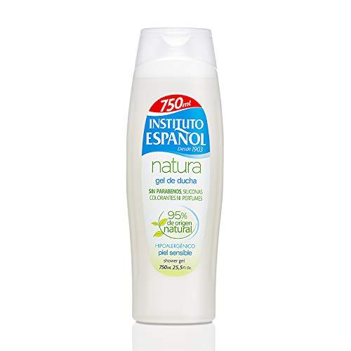 Instituto Español - Natura - Gel baño y ducha para piel sensible - 750 ml