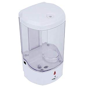 Dispenser di sapone, non occupa spazio Dispenser di sapone liquido facile da usare per la toilette