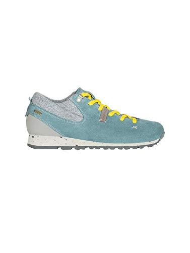 AKU Damen Bellamont Gaia GTX Schuhe, Papier Zucker-Acacia, UK 6
