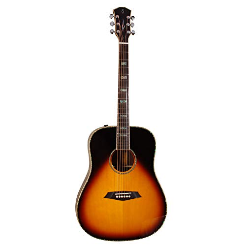 SIRE GUITARS R7 (DS) Dreadnought SIB VS Vintage Sunburst