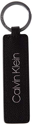 Calvin Klein Keyfobs, Portachiavi Uomo, Nero, One Size