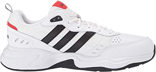 adidas Men#039s Strutter Sneaker White 12 M US