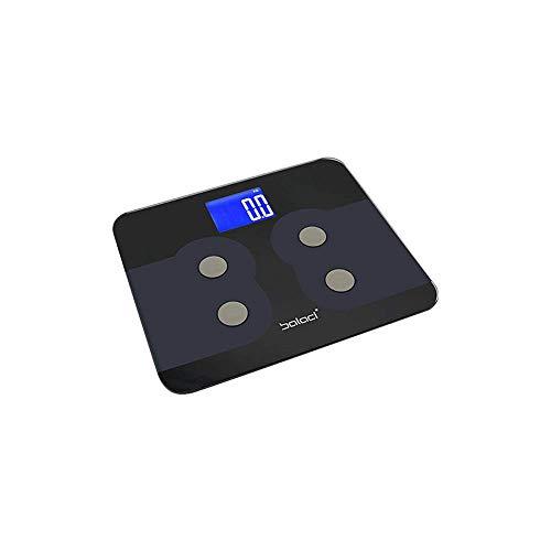 GJFeng nieuwe weegschaal, bluetooth, intelligente elektronische weegschaal, gezondheidsschaal aangepast lichaamsvet, weegt 180 kg
