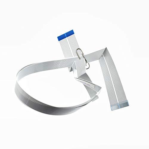 OKLILI Cable de cabeza de impresión de 50 unidades, compatible con Epson L4150, L4156, L4158, L4160, L4163, L4165, L4166, L4168, L4169, L5190, L6168, L6178, L6198, ET2717198. 0 271 2