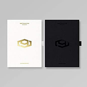 K-POP SF9 - First Collection 1st Album Random Cover incl CD 120pg Booklet Postcard Set Mini Photo Stand Selfie Photocard Folded Poster Extra Photocards Set