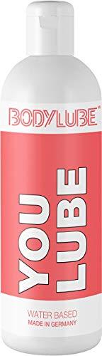 BODYLUBE® YOU LUBE | Gleitgel auf Wasserbasis | Premiumqualität (1000 ml)