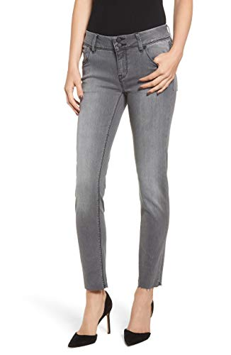 HUDSON Jeans Women's Collin Mid Rise Skinny Jean, with Back Flap...