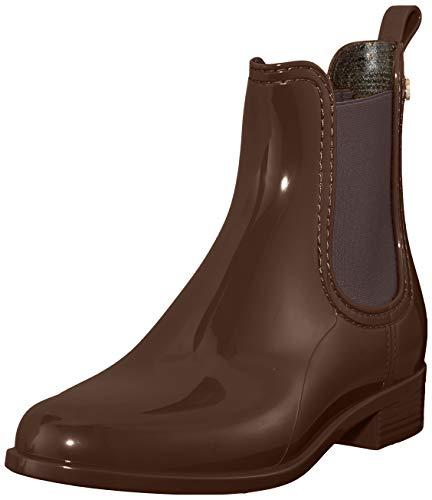 Lemon Jelly Damen Comfy Chelsea Boots, Beige (Puce 34), 40 EU