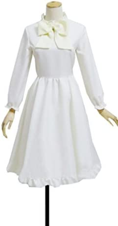 Dreamcosplay Anime Hetalia: Axis Powers Night Russia Dress White free shipping Limited price