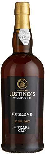 Justino´s Madeira Reserve Fine Dry 5 Years Old Complexa trocken (1 x 0.75 l)