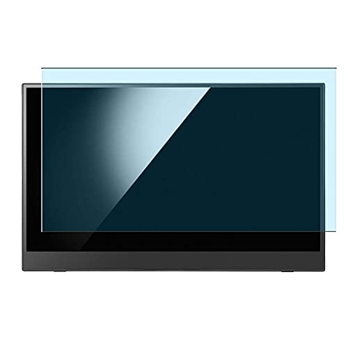 Vaxson Protector de Pantalla de Cristal Templado Anti Luz Azul, compatible con...