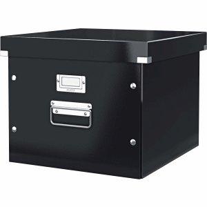 Leitz Hängemappenbox Click & Store schwarz