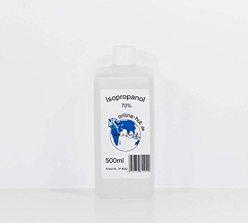Isopropanol/Isopropylalkohol Klar 99,9% 500 ml