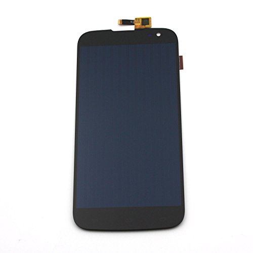 New Black Full Assembly LCD Display Touch Screen Digitizer Replacement for BLU Studio 6.0 HD D650 D650A D650I D651 D651U D651L wihout Frame
