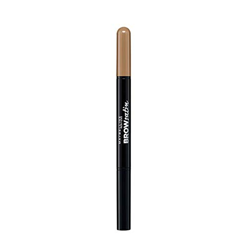 Maybelline New York Brow Satin Duo Augenbrauenstift und -puderin Nr. 01 Dark Blond, dunkelblond
