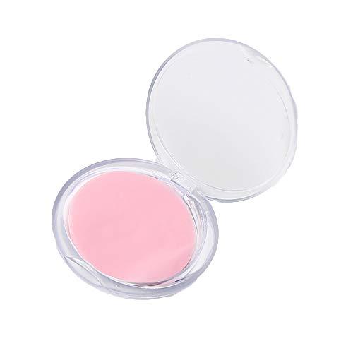 Wegwerp hand wassen zeep tabletten, met 1 doos 20Pcs, Mini Portable Soap papier, geschikt voor thuis en Outdoor Travel,Pink