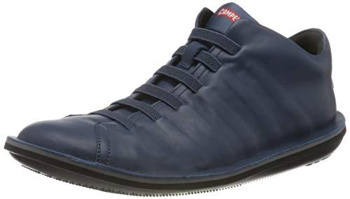 Camper Herren Beetle Ankle Boot, Blau, 41 EU